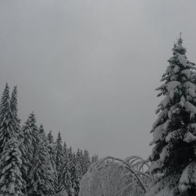 Sortie au Mont-Dore